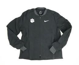 Nike Clemson Tigers Shield Bomber Jacket Football Women's Medium Black A... - $29.70