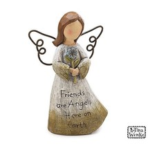 Figurine Angel Friend Message - $11.94