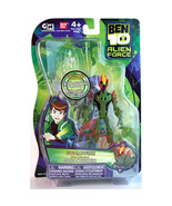 Ben 10 Alien Force Action Figure - Swampfire - $49.90