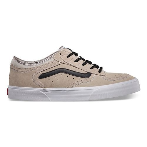 1222a63a7862 VANS SHOES GEOFF ROWLEY PRO TAUPE MENS US 7 WOMENS 8.5 SK8 HI ULTRACUSH  BEIGE