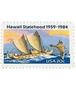 1984 20c Hawaii Statehood, 25th Anniversary Scott 2080 Mint F/VF NH - €0,85 EUR
