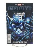 Infinity #1 Part One Deadpool Cat Thanos Variant October 2013 Marvel Com... - $14.49