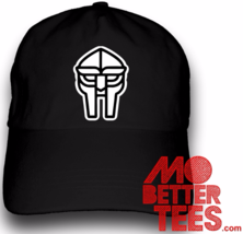 Doom Metal Face MF Dad Hat Baseball Cap choose from black or white - $14.99