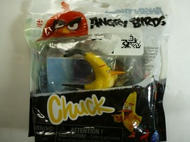 Angry Birds Collectible Action Figure - Chuck - $8.11