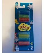 Dr. Seuss Pencil Grips - 6 Grips Per Package - $6.85