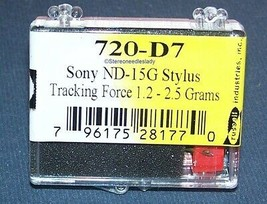 EV PM2867D STYLUS NEEDLE for SONY ND-15G 14G 25E fits SONY XL-15 XL-25E 720-D7 image 2