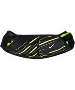 Nike Double Flask Hydration Running Waistpack Belt With 10 oz Bottles - $42.06