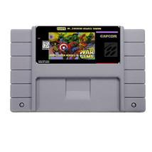 Marvel Super Heroes Nintendo SNES Video Game Cartridge 16 Bit NTSC USA S... - $13.36