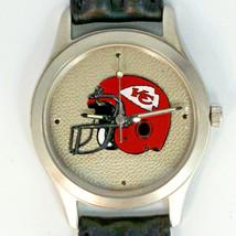 Kansas City Chiefs NFL Unworn Fossil Team Watch, Collectable Style # LI-1146 $79 - $78.06