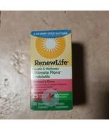 Renew Life Ultimate Flora Probiotic WOMEN'S CARE 25 Billion 30 caps EXP:... - $17.99