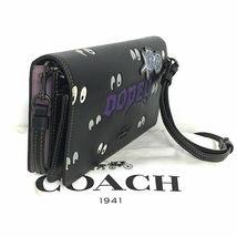 Coach Disney Dopey Snow White Dark Fairy Tale Crossbody Bag NWT image 8