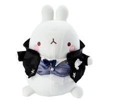 Molang Wedding Tuxedo Stuffed Animal Rabbit Plush Toy 10.2 inches