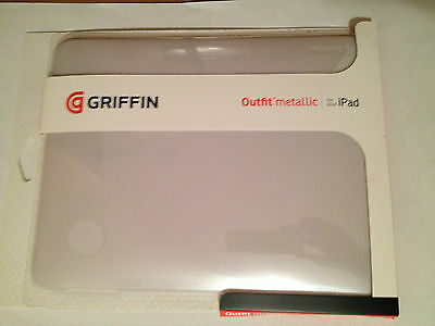 Primary image for Griffin Outfit Metallic Pearl Hard Shell Case Cover for Apple original iPad 2010
