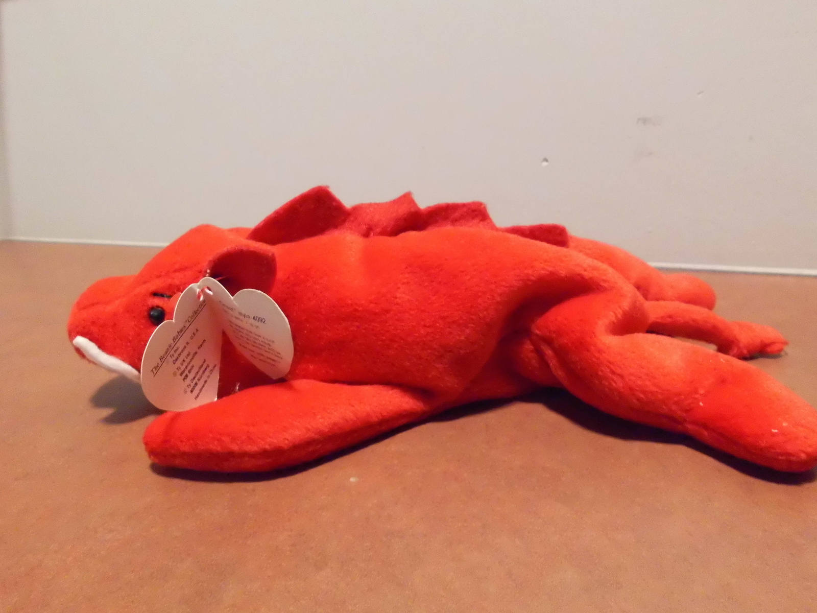 230a714192da69 Ty Beanie Babies Grunt the Red Razorback and 17 similar items