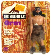 Vintage 1977 Mego One Million B.C. BC Orm Hunter Caveman Mint on Unp Car... - $199.99