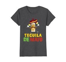 Funny Shirts - Tequila De Mayo Cinco De Mayo Gift T Shirt Wowen - $19.95