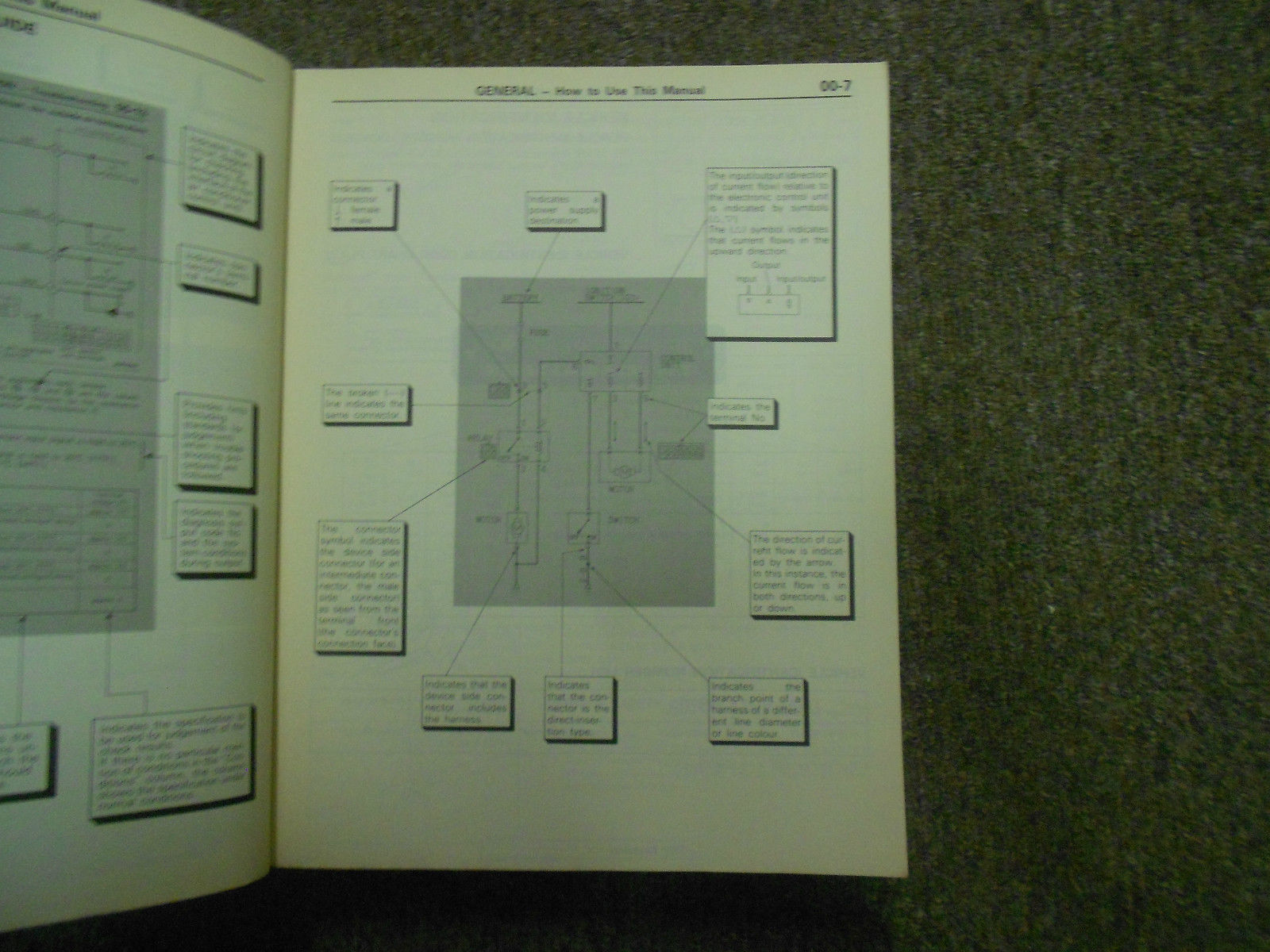 1990 MITSUBISHI Sigma V6 Service Repair Shop Manual 2 Volume SET OEM BOOK 90