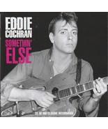 Eddie Cochran Somethin' Else CD - $5.99