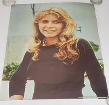 "Lindsay Wagner Bionic Woman 1976 Poster 20"" x 28"" - $24.99"