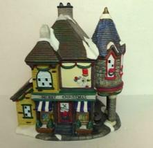 Grocery Shop Victorian Christmas Village Grandeur Noel 2001 - $46.04