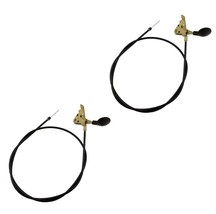 2 Pack of  Stens 290-340 Choke Cable Exmark 109-8167, Lazer Z, 790,000- 850,000  - $22.37