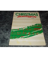 Christmas Showstoppers Alto Sax music sheet - $8.99