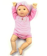 AVANI DOLL ''Lillian'',Newborn Baby Doll Lifelike Realistic Soft Vinyl B... - $66.39