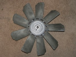 86-89 Mercedes-Benz 560SL R107 Engine Cooling Fan Radiator Fan and Clutch - $96.74