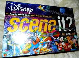 Disney Scene It DVD Board Game 1st Edition -Complete - $20.00