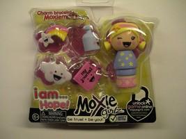 Moxie Girlz Charm Bracelet & Moxiemini - I AM . . . HOPE - $21.77