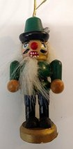 Nutcracker Wooden Ornament (H) - $7.50
