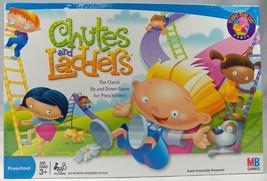 Chutes And Ladders Up & Down Board Game Milton Bradley Preschool New Sea... - $15.47