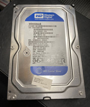 """Western Digital 80GB WD800AAJS sata hard drive caviar blue 3.5"""" internal - $11.87"""