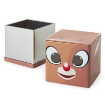 Rudolph the Red-Nosed Reindeer 2015 Hallmark CUBEEZ Metal Storage Box - ... - £14.90 GBP