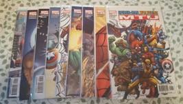 Marvel Team-Up (3rd series 2005) #1-9 - $20.50