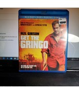 Bluray + DVD Get The Gringo Mel Gibson Action Movie Features WS DTS 5.1 ... - $8.79