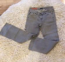 J Crew Jeans Gray Hipslung womens size 28 - $14.99