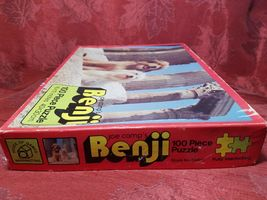 Vintage Joe Camps Benji Jigsaw Puzzle 100pcs House of Games image 5