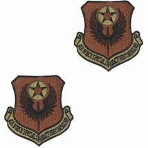 Genuine U.S. Air Force Patch: Special Operations Command - Ocp With Hook - $19.78
