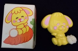 MINT NOS NIP Vintage Avon Pin Pals COTTONTAIL BUNNY Fragrance Glace Perf... - $19.30