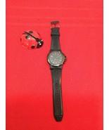 Michael Kors Men's Dylan Black Chronograph Watch 330ft-WR - $50.00