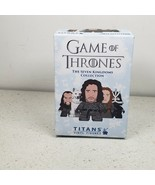 The Seven Kingdoms Blind Box Figure Game of Thrones By Titans Vinyl Figures - $33.56