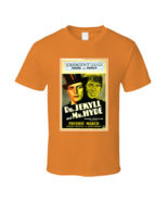 Vintage Movie Poster Dr Jekyll And Mr. Hyde Graphic T Shirt - $20.99+