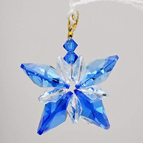 J'Leen Sapphire Small Crystal Butterfly