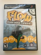 Flow: Urban Dance Uprising (Sony PlayStation 2, 2005) - Resealed - $4.94