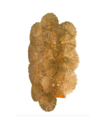 AM351 LILY PAD WALL SCONCE - $452.50+