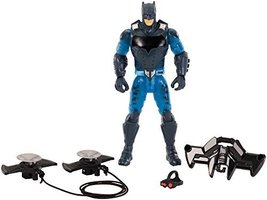 "DC Justice League Knight Ops Batman Figure, 6"" - $10.43"