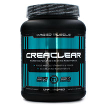 KAGED MUSCLE CREACLEAR (Unflavored) net.wt. 1.1 lbs. Microencapsulated C... - $25.00