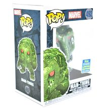 Funko Pop! Marvel Man-Thing 2019 SDCC Summer Convention Exclusive #492 image 5