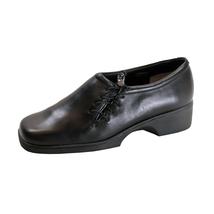 PEERAGE Dusty Women's Wide Width Comfort Leather Loafers - $44.95